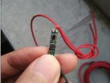 芯片厂家直销线控自拍IC 手机耳机芯片ic 苹果耳机线控IC P
