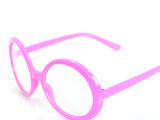2935-B3-5超大圆眼镜 非主流眼镜框   男女通用大眼镜