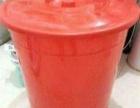 新原料红色水桶