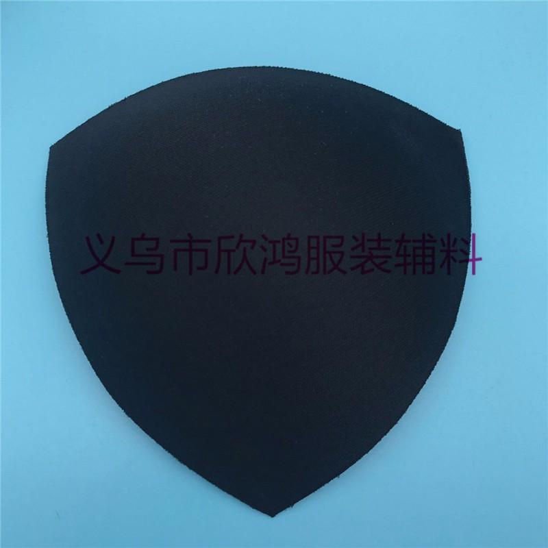厂家直销三角海绵胸垫插片 文胸内衣罩杯垫