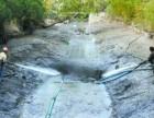 专业武汉河道池塘清淤拓宽抽污泥污水池清理服务