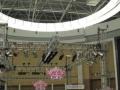 展会展览,舞台桁架,空飘拱门,灯光音响,礼仪模特