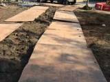 租售铺路铁板 铺路钢板