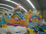 揚州經營游樂場需要大型充氣滑梯找靠譜廠家