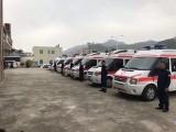 潮汕跨境香港救护车出租汕头市汕尾市深圳市120救护车出租