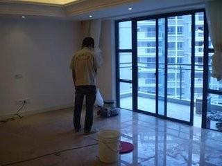 横栏高空清洗外墙 地板打蜡 找中山大家乐清洁服务公司