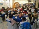 广州私家宴围餐推荐/婚博会茶歇/婚宴西餐位上团体餐