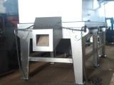 青島瑞豐源覆膜砂再生設備,殼模砂熱法再生