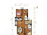 华清苑精装温馨三居室超干净整洁,房东急租,值得看一眼的房子华清苑