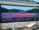晋城市发展文化墙彩绘公益项目建造美丽城市