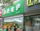 利津路麦当劳旁边 500平旺铺招租 业态不限