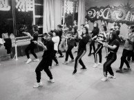 天河华师暨大街舞爵士舞基础减肥培训班