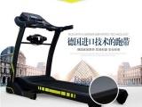舒华SH-M1轻商用高端配置跑步机,三步轻松安装