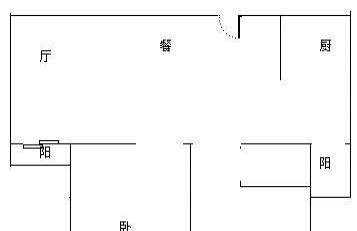 户型 户型图 平面图 357_231