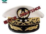 厂家专业生产保安大盖帽航空大盖帽飞行员大盖帽港式军帽