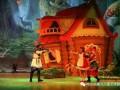 哈尔滨儿童剧 小红帽 10月21日开演了