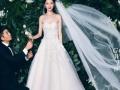 威海巴黎春天婚纱摄影客照欣赏