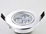 【智捷照明】直销LED牛眼灯背景墙灯客厅天花灯 筒灯天花灯可定制