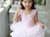 现货批发 儿童芭蕾舞裙女童舞蹈裙吊带练功服 幼儿六一演出表演服