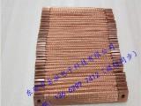 金泓电子铜编织带现货供应 铜编织接地导电带批发