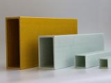 玻璃钢拉挤方形管材耐腐蚀高强度厂家直供