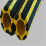 厂家专业定制NBR橡塑发泡管海绵橡塑发泡管汽车保温管直销