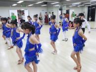 深圳少儿拉丁舞培训机构2017年秋季班招生了