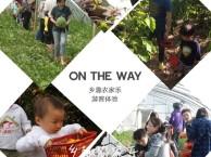 上海农家乐一日游 二日游推荐 采葡萄番茄 摘西瓜甜瓜 钓龙虾