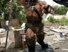 魔兽世界人物模型出租出售六一全国巡展