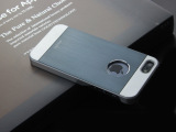 moshi金属双色外壳 苹果iphone5手机壳 苹果手机壳 手