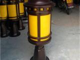 厂家加工定制压铸柱头灯 户外照明柱头灯 led欧式柱头灯欧式围墙