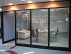 九棵松安装玻璃感应门安装地弹簧玻璃门,合页门