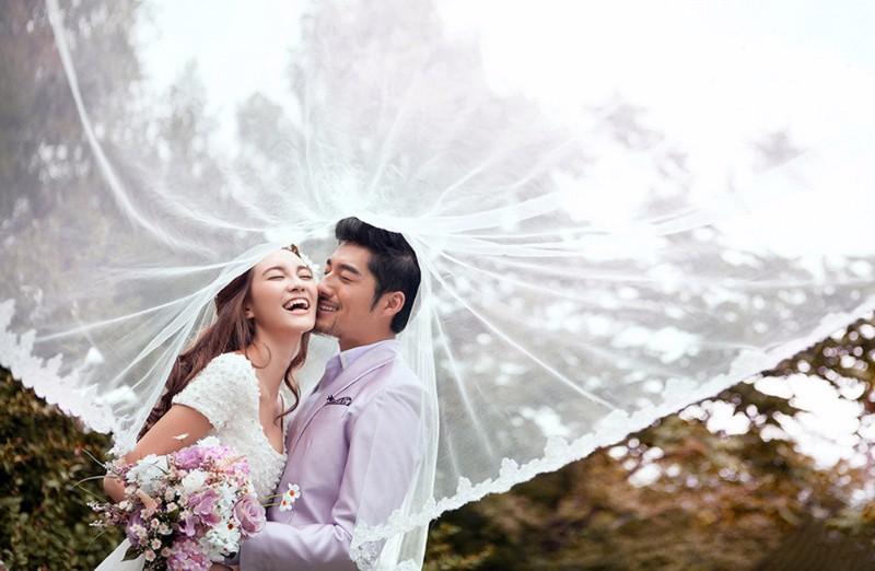珠海盘子婚纱摄影