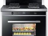 电蒸箱电烤箱气电两蒸烤多功能功能集成灶厂家全国供货