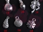 DIY饰品材料配件 古银色藏银钱袋吊坠 相形吊坠 可做手工饰品