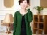 2013秋季新款 常规款小外套 褶皱小开衫 少女装 毛衣外套