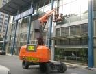 惠州惠城厂房钢结构用高空作业车租赁,24米直臂式高空车租赁