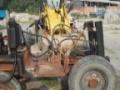 自主改造叉车工程车