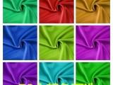 【企业集采】哑光弹力色丁面料布料 服装面料DIY窗帘用布纯色素色