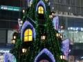 全国大型圣诞树厂家制作异形圣诞树批发