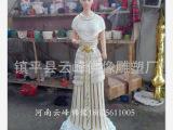 河南云峰佛像厂家订做 女娲娘娘1.1米