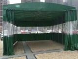 定制各类遮阳篷雨篷移动推拉棚大型仓储篷大排挡宵夜棚等
