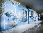 重庆柏拉图婚现场基本布置+婚纱 只要4888