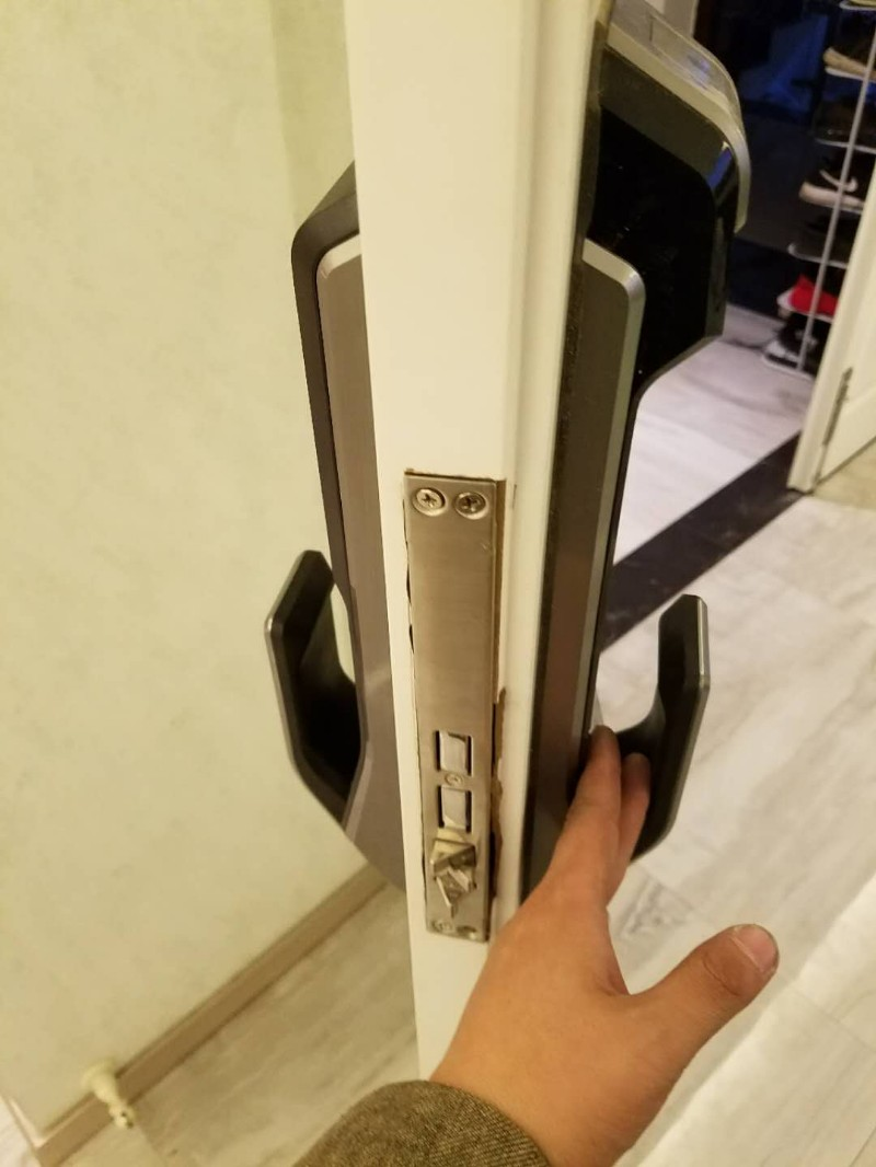 台州地区开换锁 指纹锁销售安装 配汽车钥匙