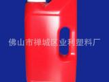 供应塑料容器 手提1L塑料瓶,带刻度塑料瓶、食品包装瓶C-006