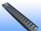厂家直销高品质 优质全金属16档理线架、线缆管理架、1U理线架等