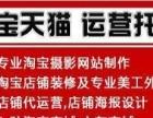 三门峡专业淘宝天猫京东店铺运营托管代运营