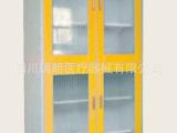 现货热销 医用试剂柜 铝木结构试剂柜批发RS-001