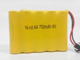 连罡水弹枪电池组 5号电池组6V