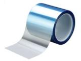贴布用氟素离型膜 离型力稳定/可涂佈双面离型/客制化